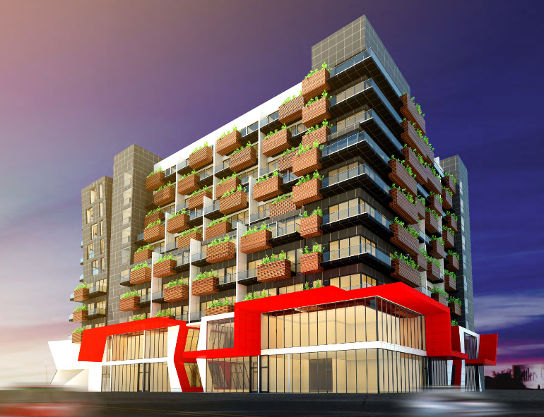 Springvale 10 Storey | TP Architects